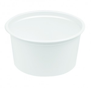 PP ROUND CONTAINER 400 ML 116 DIA MODEL 1