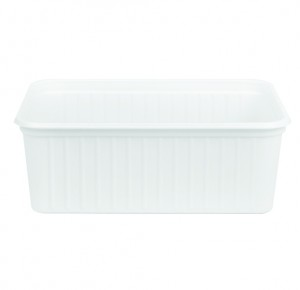 PS RECTANGULAR CONTAINER 1000 ML