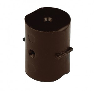 WPC MALE-MALE FENCE SEPARATOR