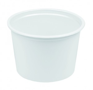 PP ROUND CONTAINER 500 ML 116 DIA MODEL 3