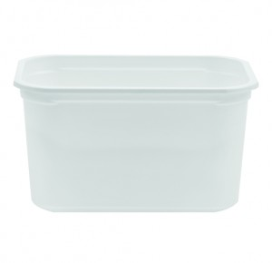 PS RECTANGULAR CONTAINER 500 ML
